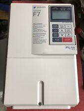 Yaskawa Cimr F7u4011 15hp Hd20hp Nd 480v Ac Drive Invert Us Seller Free Returns