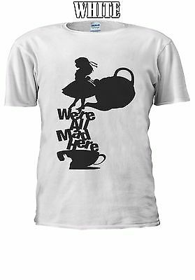 Disney Alice In Wonderland T-shirt Vest Tank Top Men Women Unisex 2476