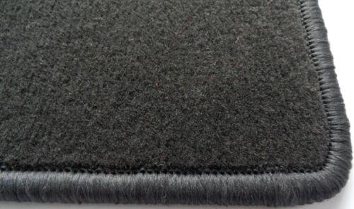 Premium ANTHRACITE Tapis Velours Suzuki Swift MK6 3,5p 2005-2010