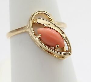 14k-Yellow-Gold-Marquise-Shaped-Ladies-Ring