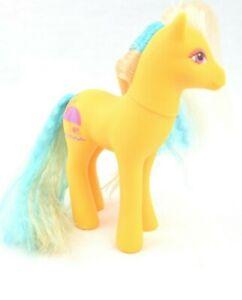 Vintage 1988 Hasbro My Little Pony MLP G1 Sunglory Beach Pony