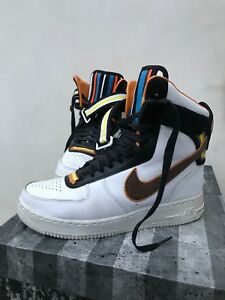 Riccardo Hombres Af1 Nike Rt Air Mujeres 7 Sz Eu40 1 Force Us Us9 Sp High Blanco Tisci nPOqYPFxSr