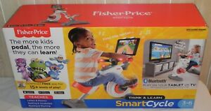 FISHER-PRICE-Think-amp-Learn-SMART-CYCLE-Bluetooth-Apple-Android-BRAND-NEW