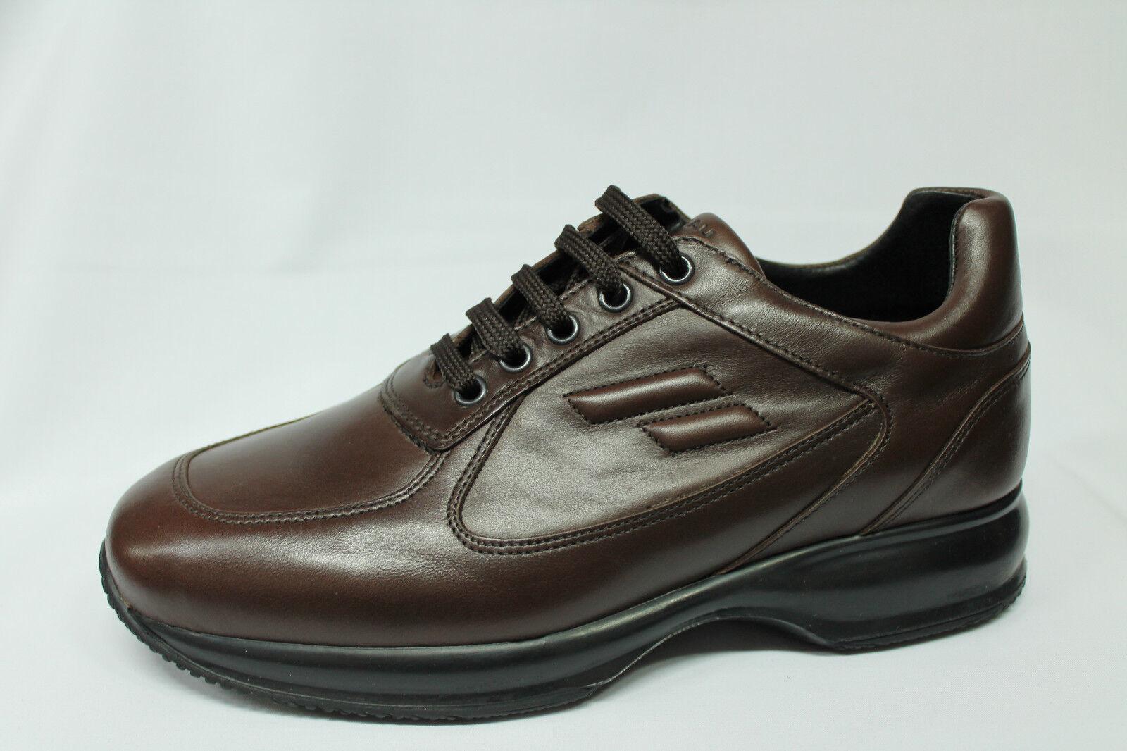 Sneakers moro Frau 24P3 testa di moro Sneakers tipo Hogan Made in Italy listino135 - 20% ee2588