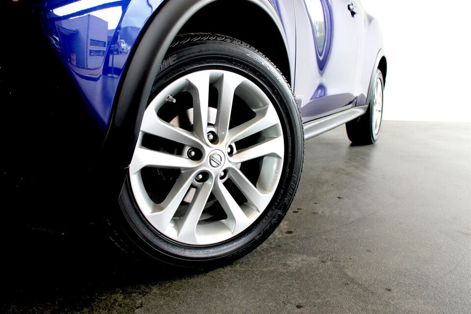 Nissan Juke 1,5 dCi 110 Acenta Diesel modelår 2011 km 118000