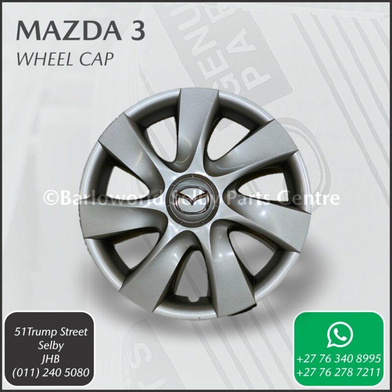 New Genuine Mazda 3 Wheel Cap