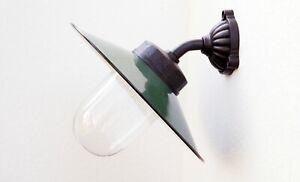 Außenleuchte Gartenlampe Hoflampe Außenlampe Fabriklampe Modell Elmau