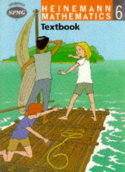 Heinemann Maths 6: Textbook (Single): Textbook Year 6 By Scottish Primary Mathe
