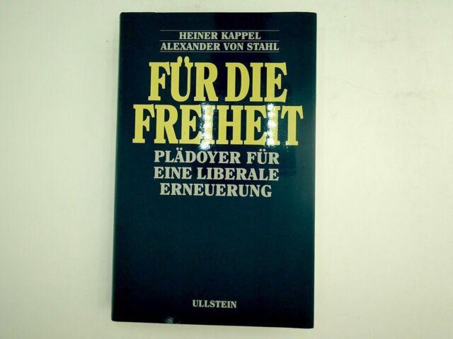 Kappel Heiner - Für die Freiheit - 1996
