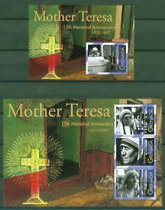 Prix Bas Avec Grenade 2012-mère Teresa De Calcutta Prix Nobel De La Paix - 6481-84 + Bloc 816-reis - 6481-84 + Block 816fr-fr Afficher Le Titre D'origine Les Clients D'Abord