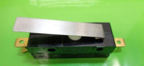 J29-202 NEW ES16300 02058 GEMLINE 163 16300 Appliance MICRO-SWITCH w//Lever