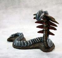 Reaper Dark Heaven 03655 Iron Cobra Unpainted