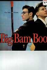 BIG BAM BOO LP ALBUM FUN FAITH & FAIRPLAY