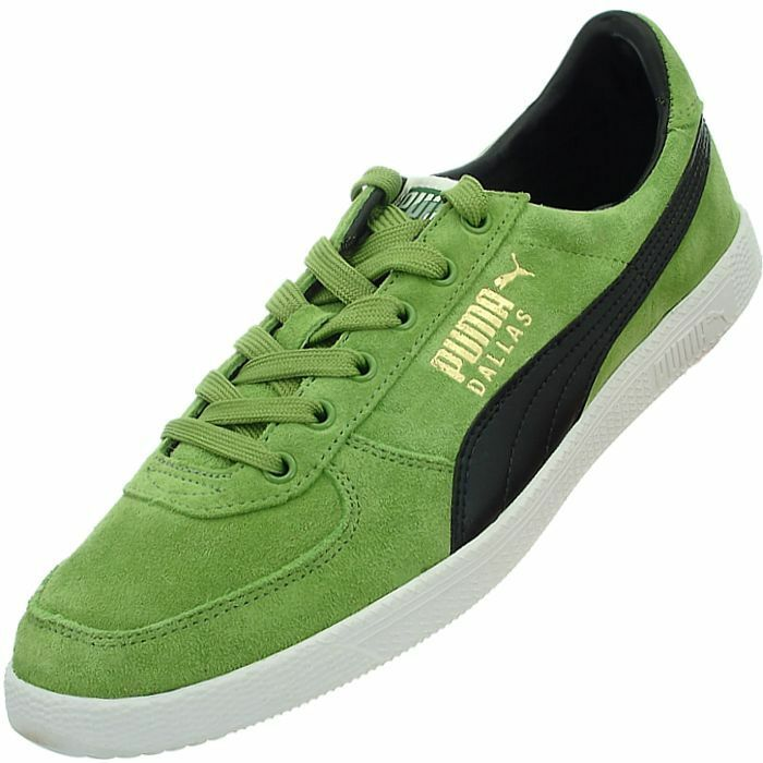 Puma Dallas men's casual shoes trendy retro-classic sneakers green black NEW