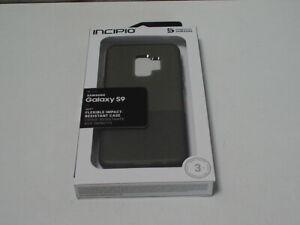 Incipio-NGP-Pure-Case-fuer-Samsung-Galaxy-S9-Schutzhuelle-SA-923-SMK-Smoke