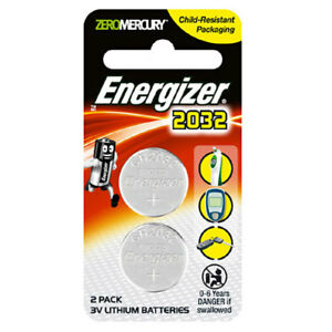 Energizer-Coin-Cell-Battery-Twin-Pack-3v-Lithium-Batteries-CR2032-FREE-POST