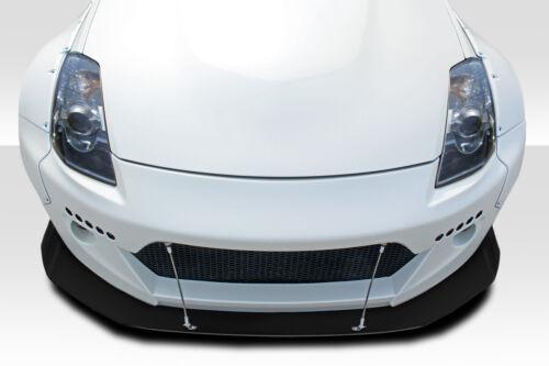 03-08 Fits Nissan 350Z RBS Duraflex Front Bumper Lip Body Kit!! 113542
