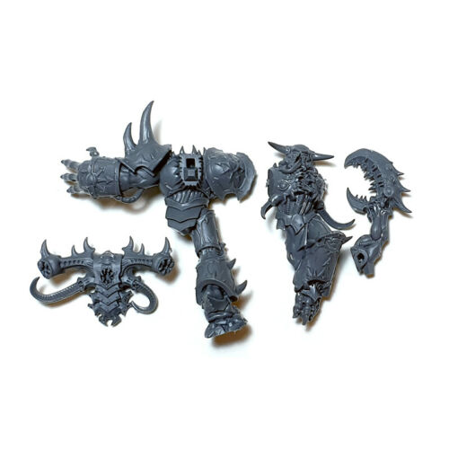 Chaos Space Marine Daemonkin GREATER POSSESSED  (A) Shadowspear 40K