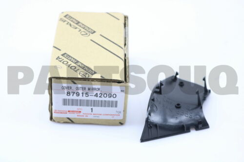 OUTER MIRROR LOWER RH 87915-42090 8791542090 Genuine Toyota COVER