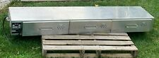 Henny Penny 3 Drawer Warmer Mp 943 Single Phase Works Well