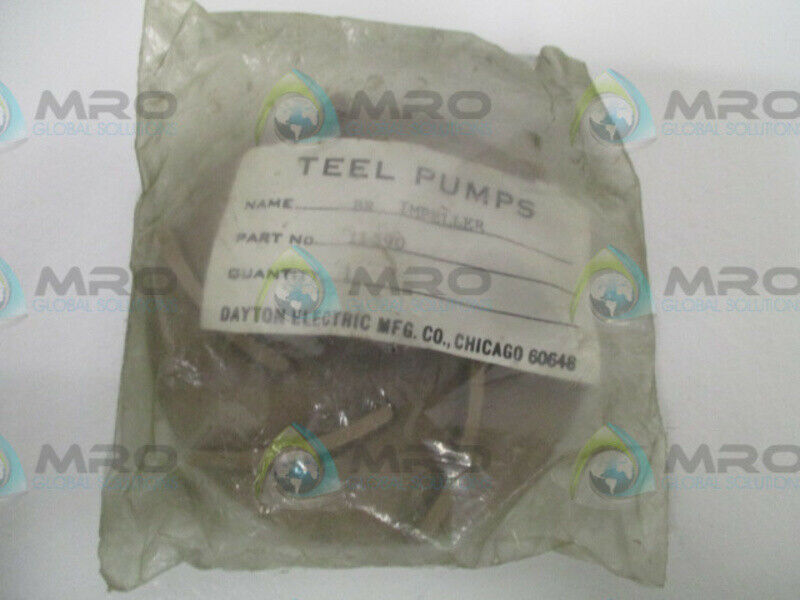DAYTON 11590 BR IMPELLER  NEW IN FACTORY BAG
