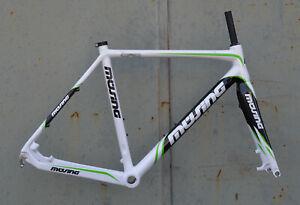 Muesing-Cyclocross-Rahmen-amp-Gabel-Set-RH-53cm-Cross-Gravelbike