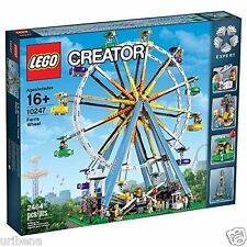 LEGO Creator Expert 10247 Ferris Wheel Building Kit Luna Park Set Toy Boys Girls