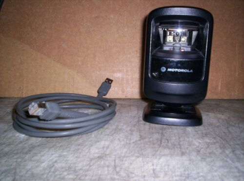 Motorola DS9208-SR00004NNWW Barcode Scanner with USB Cable Guaranteed