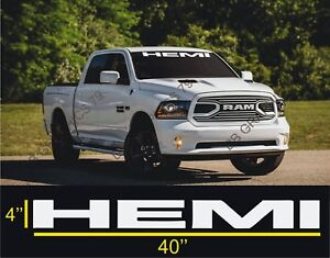 Dodge Ram Logo Vinyl Decal Rear Window Truck Decal Available On Hot Topic Decals Rear Window Decals Car Decals Stickers Truck Decals