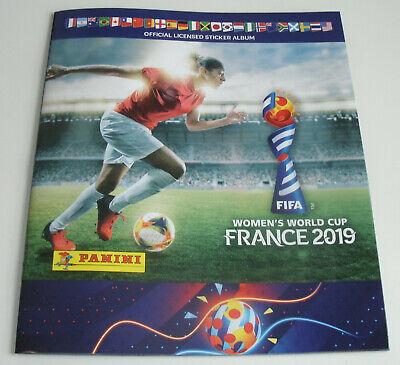 Panini Frauen WM 2019 France Glitzersticker Sondersticker zum Aussuchen
