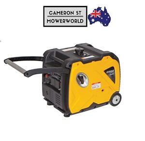 RATO-Inverter-Generator-R3000ie-3KW-Output-Portable-Camping-4-Stroke-Petrol