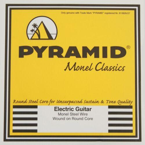 PYRAMID Monel Classics E-Gitarre Saiten SATZ E-Guitar Strings SET