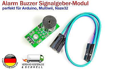 Buzzer 12V Ø12mm Signalgeber Schallgeber Tongeber Lautsprecher Beeper Arduino