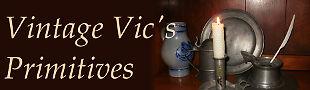 Vintage Vic's Primitives