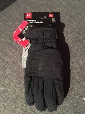 Under Armour Mens No Breaks GORE-TEX WINDSTOPPER Gloves