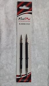 Knit-Pro-Karbonz-Interchangeable-Needle-Tips-3-50mm-N041303
