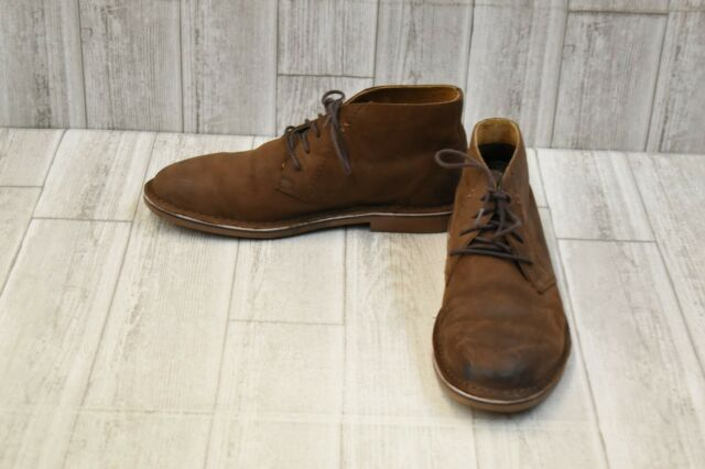 Pick SZ//Color. Nunn Bush Mens Savage Plain Chukka Boot
