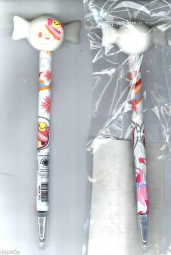 TOKIDOKI Penna SFERA Pupazzetto CANDY CANE 15x4cm NEW