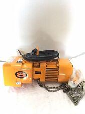 Harrington 14 Ton Electric Hoist Ner Series 36 Lift