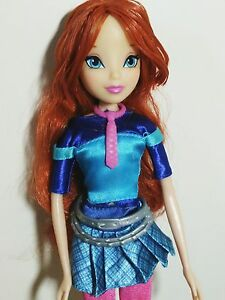 Winx Club Bloom Concert Collection Jakks Pacific Doll Ebay