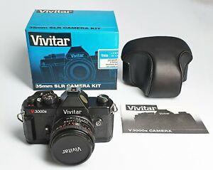 VIVITAR-V-3000-s-50-1-7