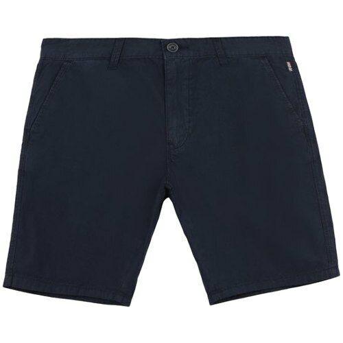 Shorts Napapijri Man Bermuda N0yhf8 Nakuru 176 bluee Marine Trousers Original