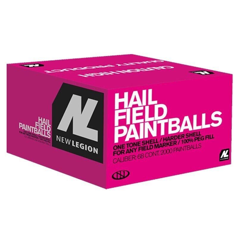 8000 New New New Legion Hail Paintballs Eco Fill  | Leicht zu reinigende Oberfläche  c181ef