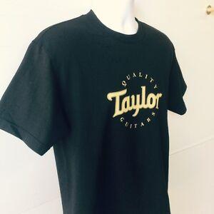 Taylor Guitar Logo T-S...