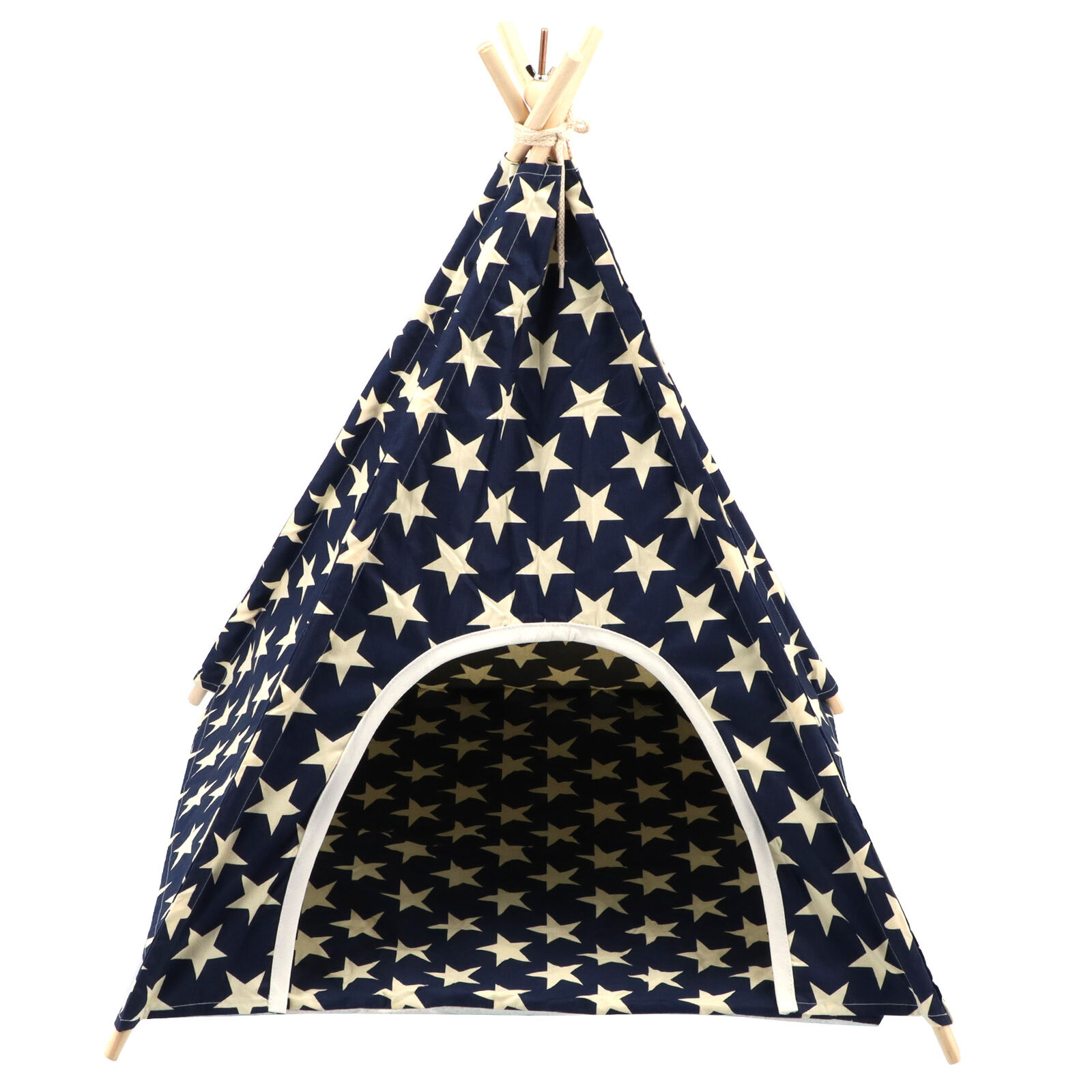 Pet Tent Dog Bed Play House Indoor And Outdoor Pet Tent Foldable Pet Tent House - $46.97