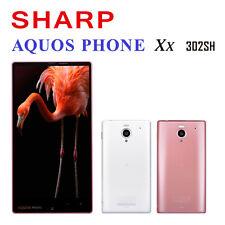 SHARP Aquos Phone Xx 302SH WHITE from Japan