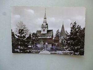 Ansichtskarte-Hahnenklee-Oberharz-Kirche-1958-Nr-594