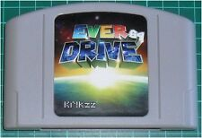 EVERDRIVE 64 v2.5 n64 krikzz ever drive ultracic ii ed64 SD slot grey new