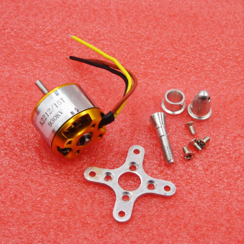 A2212 15T 930KV Brushless Motor Quadcopter RC Quadcopter Hexacopter new