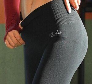 3bf12a77ea2a83 Women's Yoga Pants Thick Sportswear Leggings High Waist Push Up ...